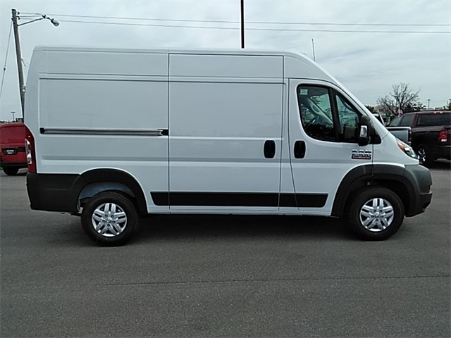 2018 ProMaster 2500 High Roof FWD,  Empty Cargo Van #R8146 - photo 9