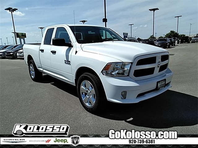 2018 Ram 1500 Quad Cab 4x4,  Pickup #R8189 - photo 1