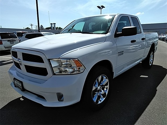 2018 Ram 1500 Quad Cab 4x4,  Pickup #R8189 - photo 4