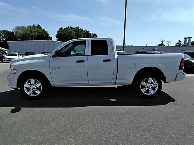2018 Ram 1500 Quad Cab 4x4,  Pickup #R8189 - photo 5
