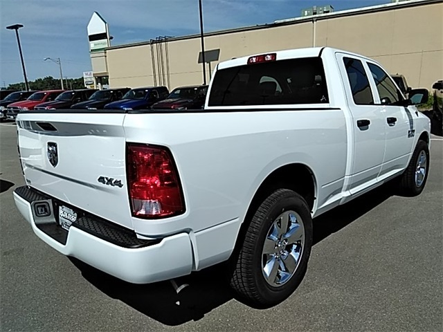 2018 Ram 1500 Quad Cab 4x4,  Pickup #R8189 - photo 2
