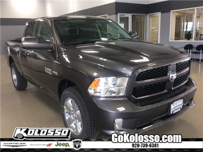 2018 Ram 1500 Quad Cab 4x4,  Pickup #R8196 - photo 1