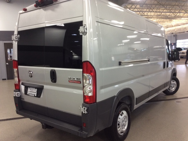 2018 ProMaster 2500 High Roof FWD,  Empty Cargo Van #R8259 - photo 8
