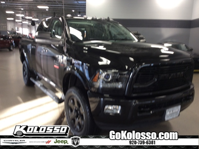 2018 Ram 2500 Crew Cab 4x4,  Pickup #R8277 - photo 1