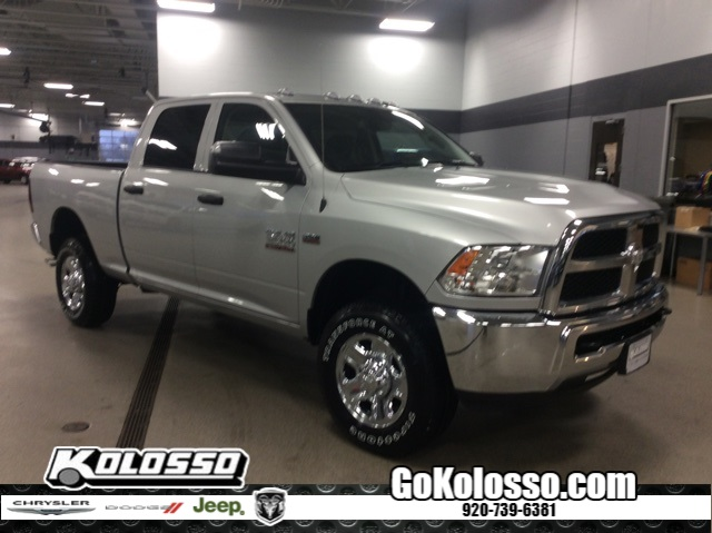 2018 Ram 2500 Crew Cab 4x4,  Pickup #R8280 - photo 1