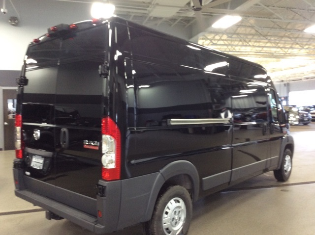 2018 ProMaster 2500 High Roof FWD,  Empty Cargo Van #R8282 - photo 7