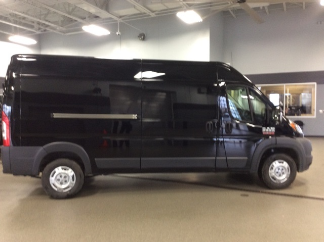 2018 ProMaster 2500 High Roof FWD,  Empty Cargo Van #R8282 - photo 8