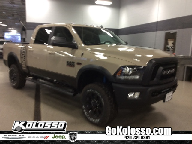 2018 Ram 2500 Crew Cab 4x4,  Pickup #R8299 - photo 1