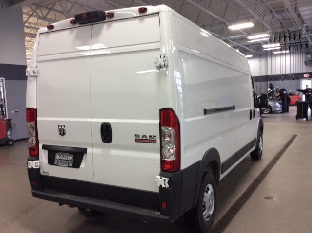 2018 ProMaster 2500 High Roof FWD,  Empty Cargo Van #R8301 - photo 2