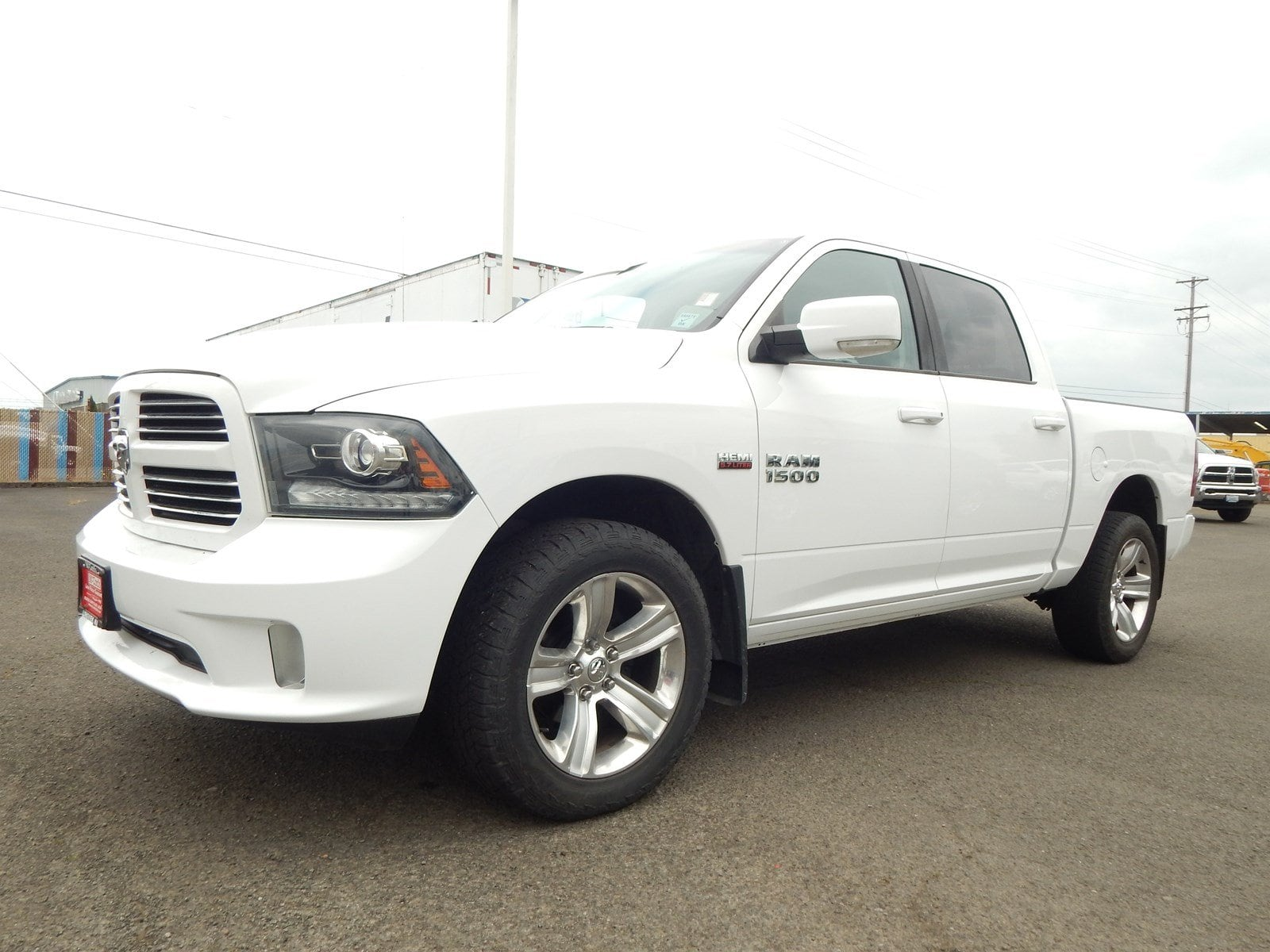 2014 Ram 1500 Crew Cab 4x4, Pickup #B4084 - photo 1