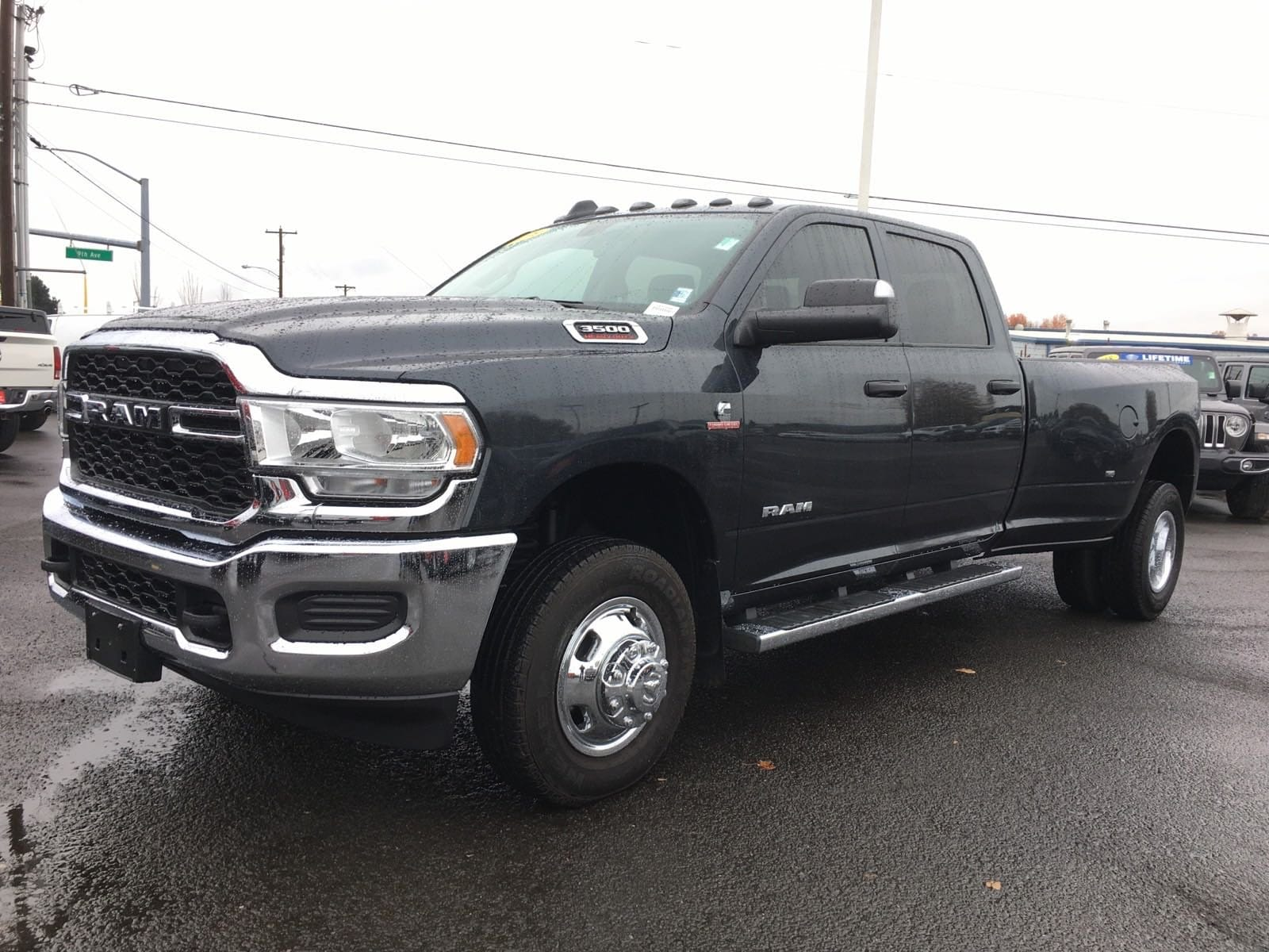 2019 Ram 3500 Crew Cab DRW 4x4, Pickup #B4126 - photo 1