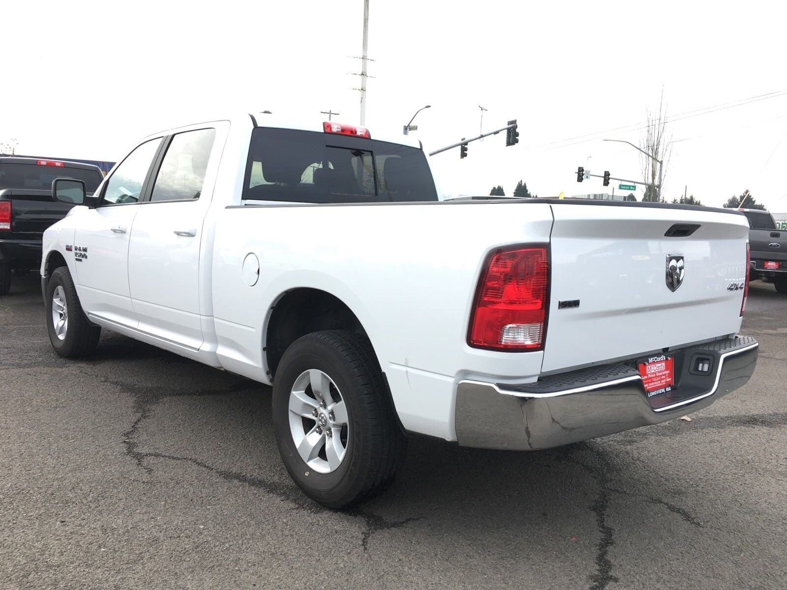 2019 Ram 1500 Crew Cab 4x4, Pickup #B4134 - photo 1
