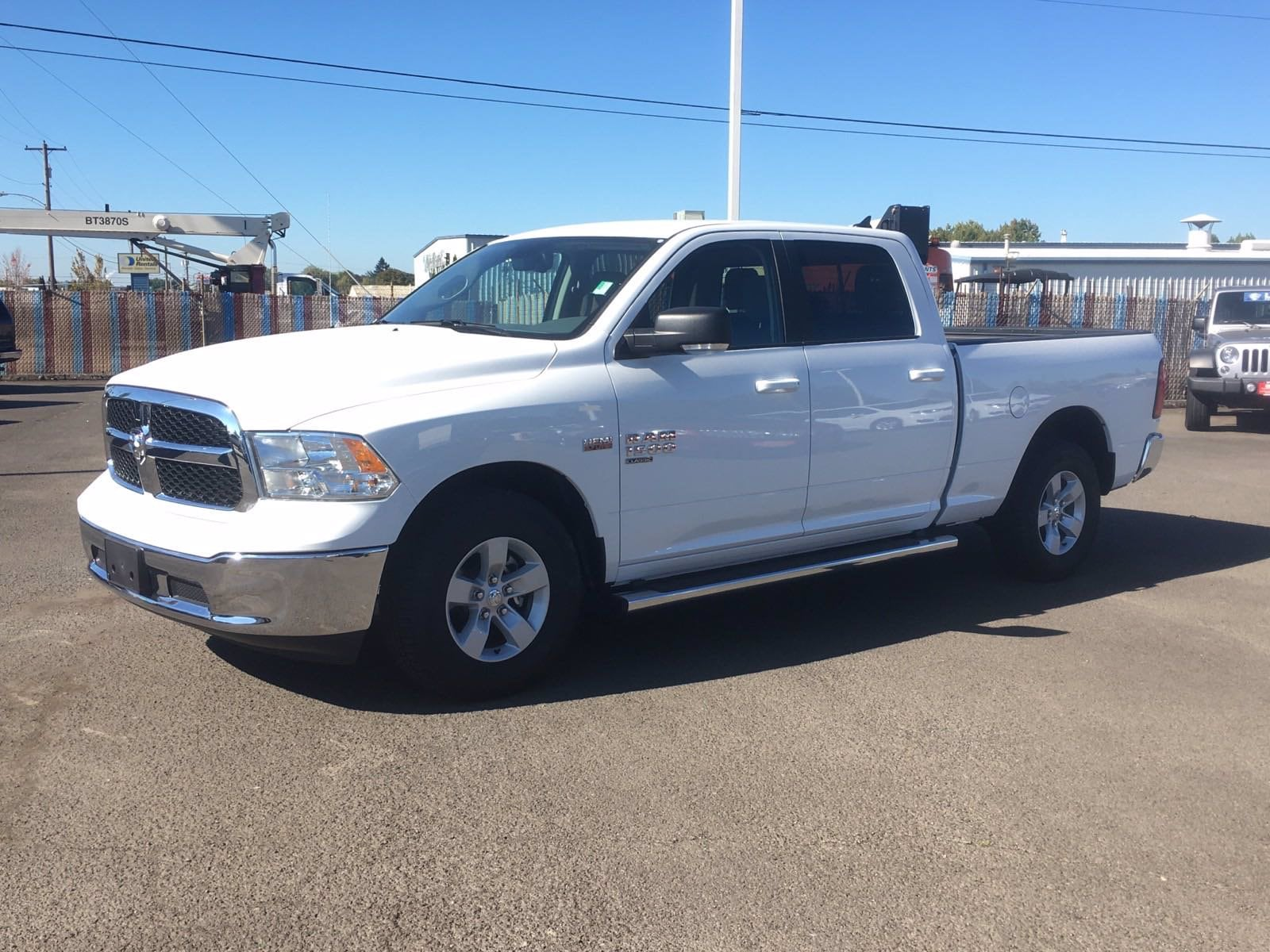 2020 Ram 1500 Crew Cab 4x2, Pickup #B4242 - photo 1