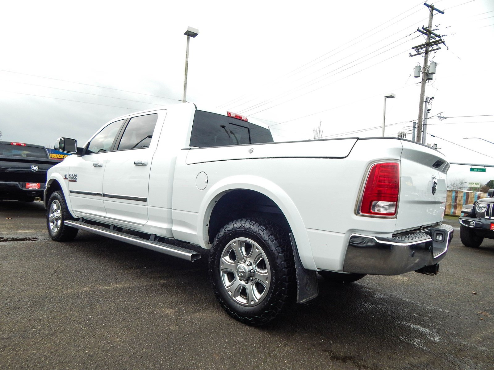 2014 Ram 3500 Mega Cab 4x4, Pickup #J1282A - photo 1