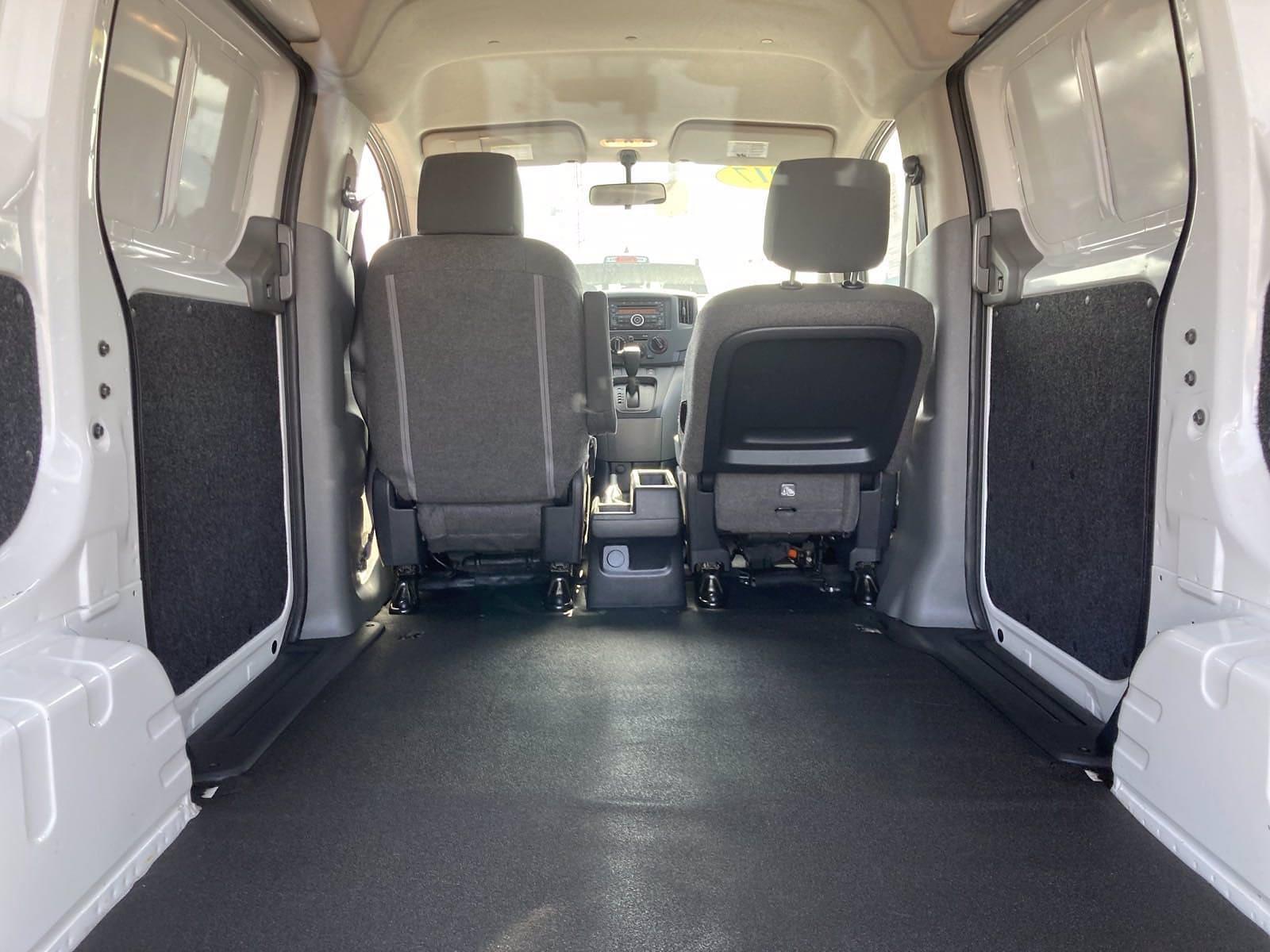 2017 Nissan NV200 4x2, Empty Cargo Van #J1457A - photo 1