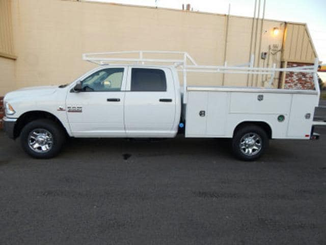 2017 Ram 3500 Crew Cab 4x4, Harbor Service Body #R1140 - photo 3