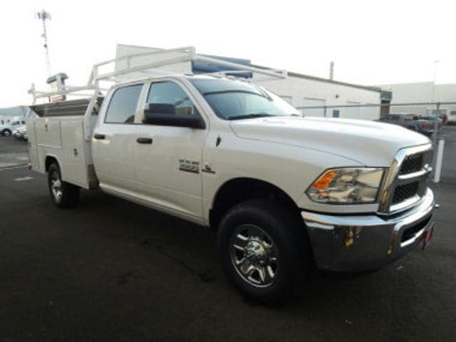 2017 Ram 3500 Crew Cab 4x4, Harbor Service Body #R1140 - photo 12