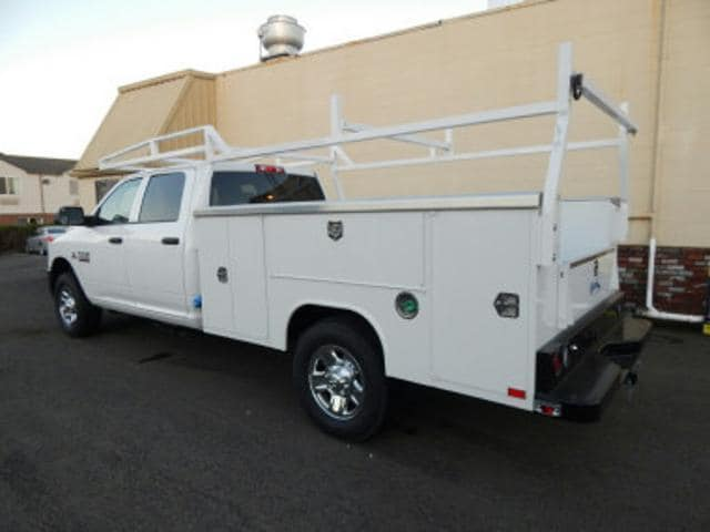 2017 Ram 3500 Crew Cab 4x4, Harbor Service Body #R1140 - photo 2