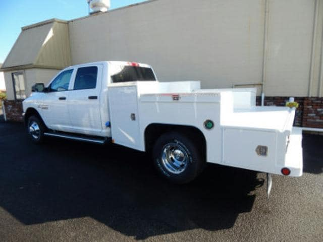 2017 Ram 3500 Crew Cab DRW 4x4, Scelzi Welder Body #R1202 - photo 2