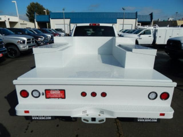 2017 Ram 3500 Crew Cab DRW 4x4, Scelzi Welder Body #R1202 - photo 4