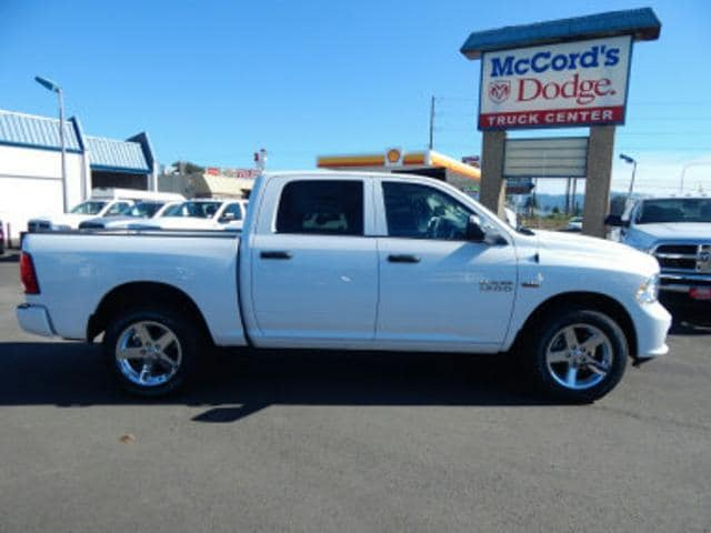 2017 Ram 1500 Crew Cab 4x4,  Pickup #R1223 - photo 4