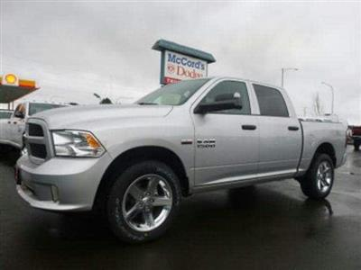 2017 Ram 1500 Crew Cab 4x4,  Pickup #R1270 - photo 1
