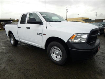 2018 Ram 1500 Quad Cab 4x4,  Pickup #R1287 - photo 8