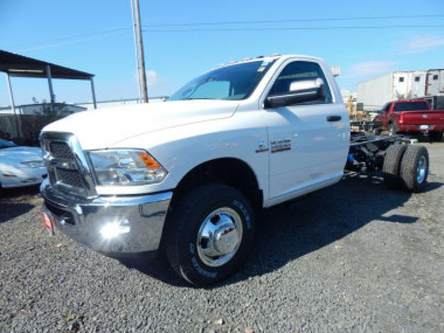2017 Ram 3500 Regular Cab DRW 4x4,  Cab Chassis #R1289 - photo 1