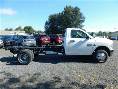 2017 Ram 3500 Regular Cab DRW 4x4,  Cab Chassis #R1289 - photo 5