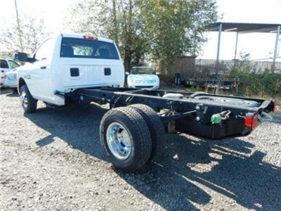 2017 Ram 3500 Regular Cab DRW 4x4,  Cab Chassis #R1289 - photo 2