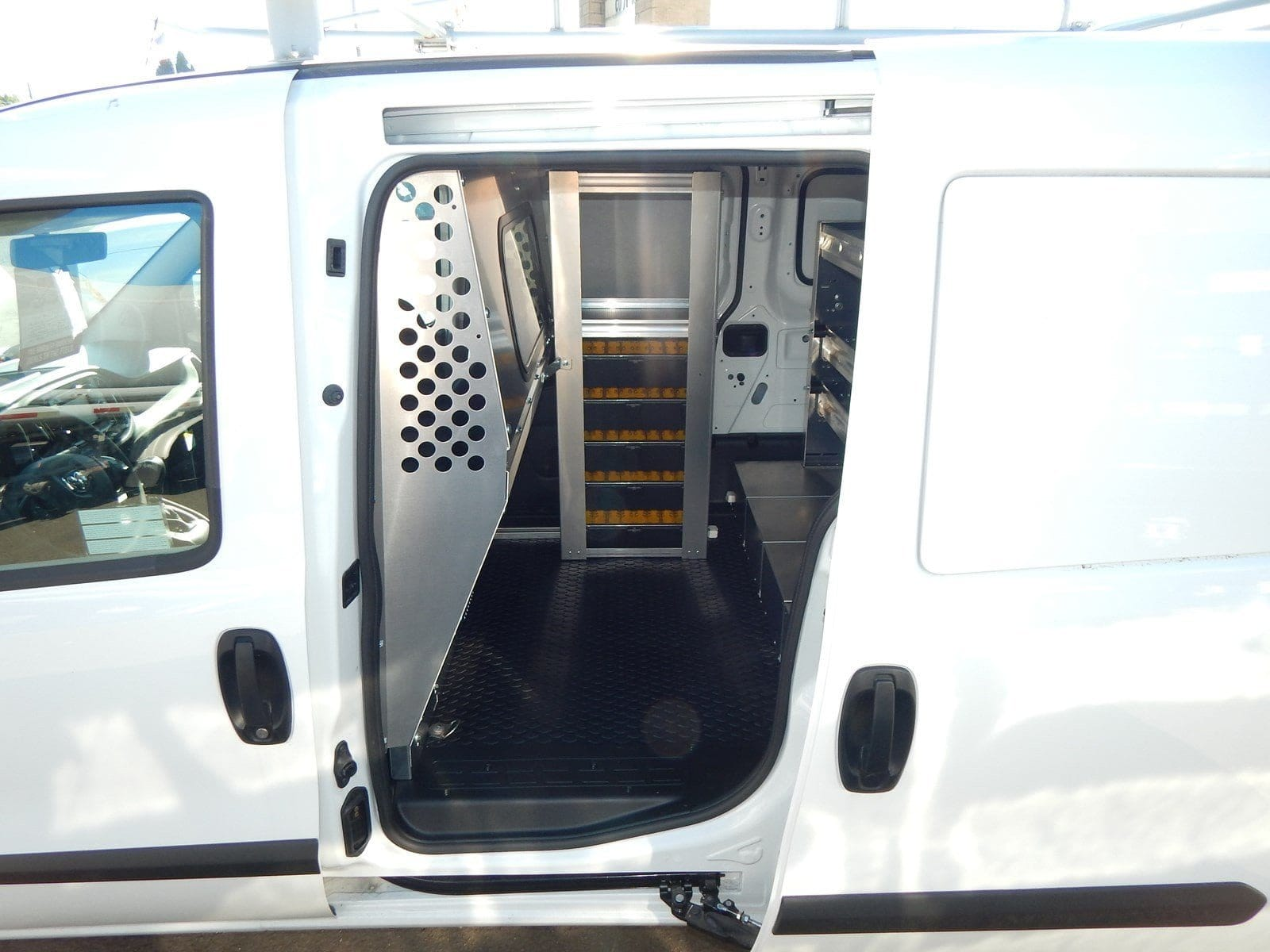 2017 ProMaster City FWD,  Ranger Design Upfitted Cargo Van #R1303 - photo 2