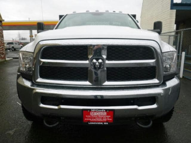 2017 Ram 5500 Regular Cab DRW 4x4, Harbor Stake Bed #R1319 - photo 7