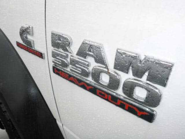 2017 Ram 5500 Regular Cab DRW 4x4, Harbor Stake Bed #R1319 - photo 8