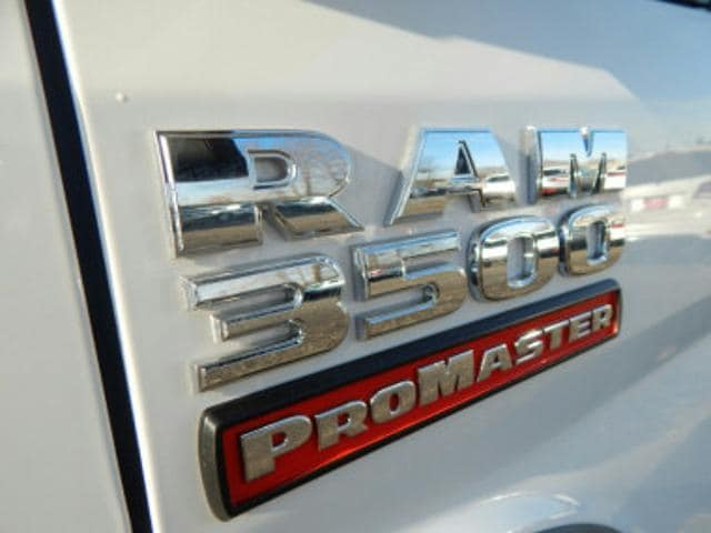 2018 ProMaster 3500, Cab Chassis #R1326 - photo 4