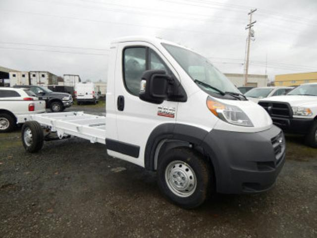 2018 ProMaster 3500 Standard Roof FWD,  Cab Chassis #R1365 - photo 8