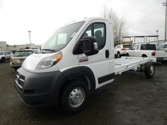 2018 ProMaster 3500, Cab Chassis #R1365 - photo 3