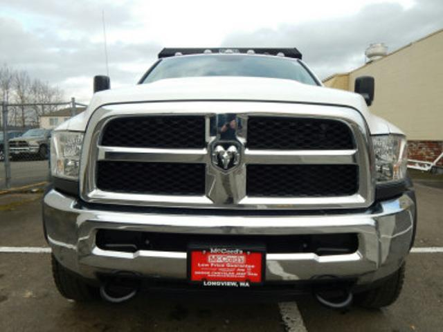 2018 Ram 5500 Regular Cab DRW 4x4, Crysteel Dump Body #R1391 - photo 7
