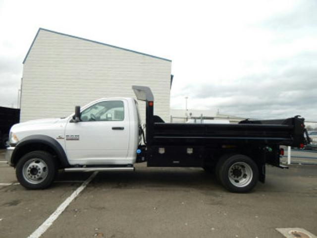 2018 Ram 5500 Regular Cab DRW 4x4, Crysteel Dump Body #R1391 - photo 3