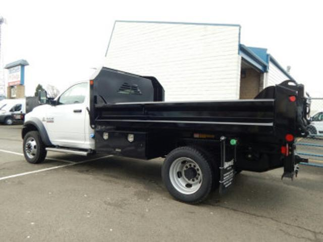2018 Ram 5500 Regular Cab DRW 4x4, Crysteel Dump Body #R1391 - photo 4