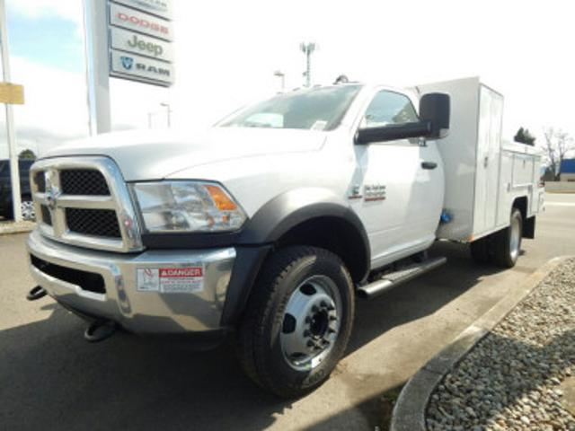 2018 Ram 5500 Regular Cab DRW 4x4,  Scelzi Signature Mechanics Body #R1408 - photo 1