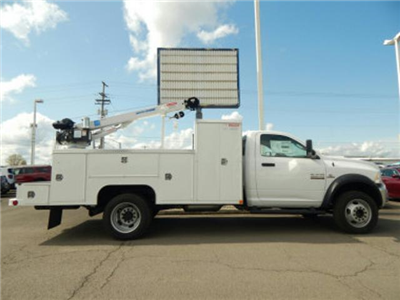 2018 Ram 5500 Regular Cab DRW 4x4,  Scelzi Signature Service Mechanics Body #R1408 - photo 3