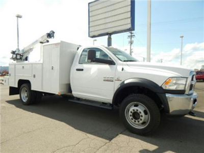 2018 Ram 5500 Regular Cab DRW 4x4, Scelzi Signature Service Service Body #R1408 - photo 4