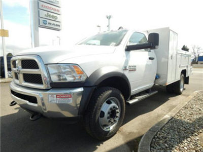 2018 Ram 5500 Regular Cab DRW 4x4, Scelzi Signature Service Service Body #R1408 - photo 1