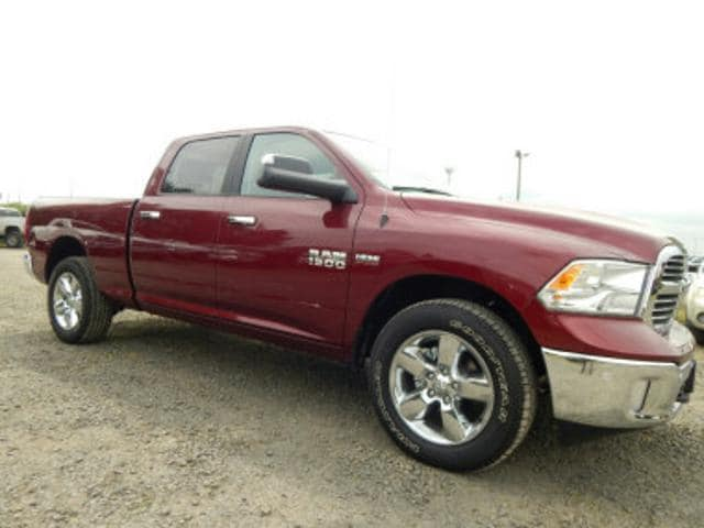 2018 Ram 1500 Crew Cab 4x4, Pickup #R1461 - photo 7