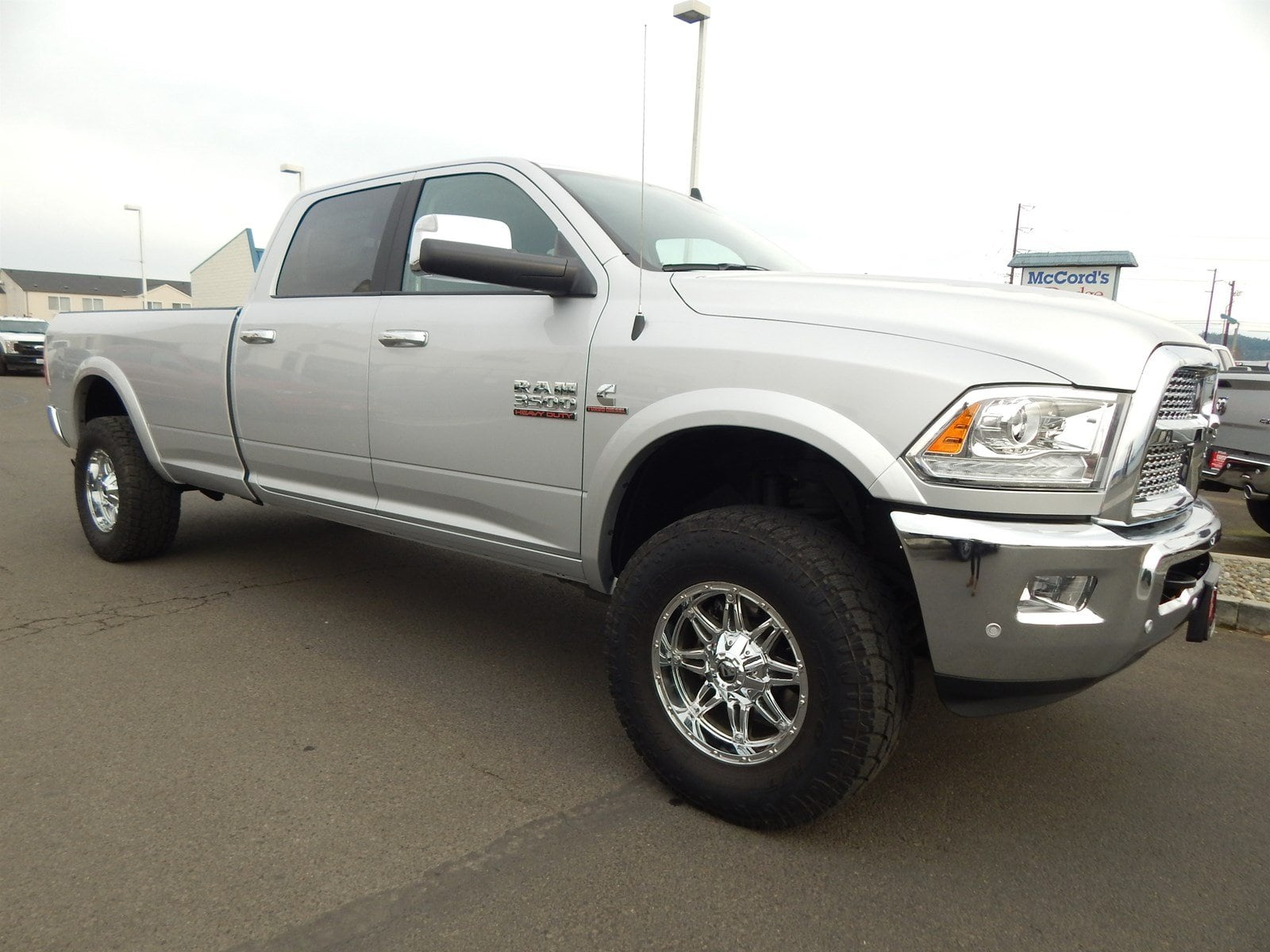 2018 Ram 3500 Crew Cab 4x4,  Pickup #R1517 - photo 7