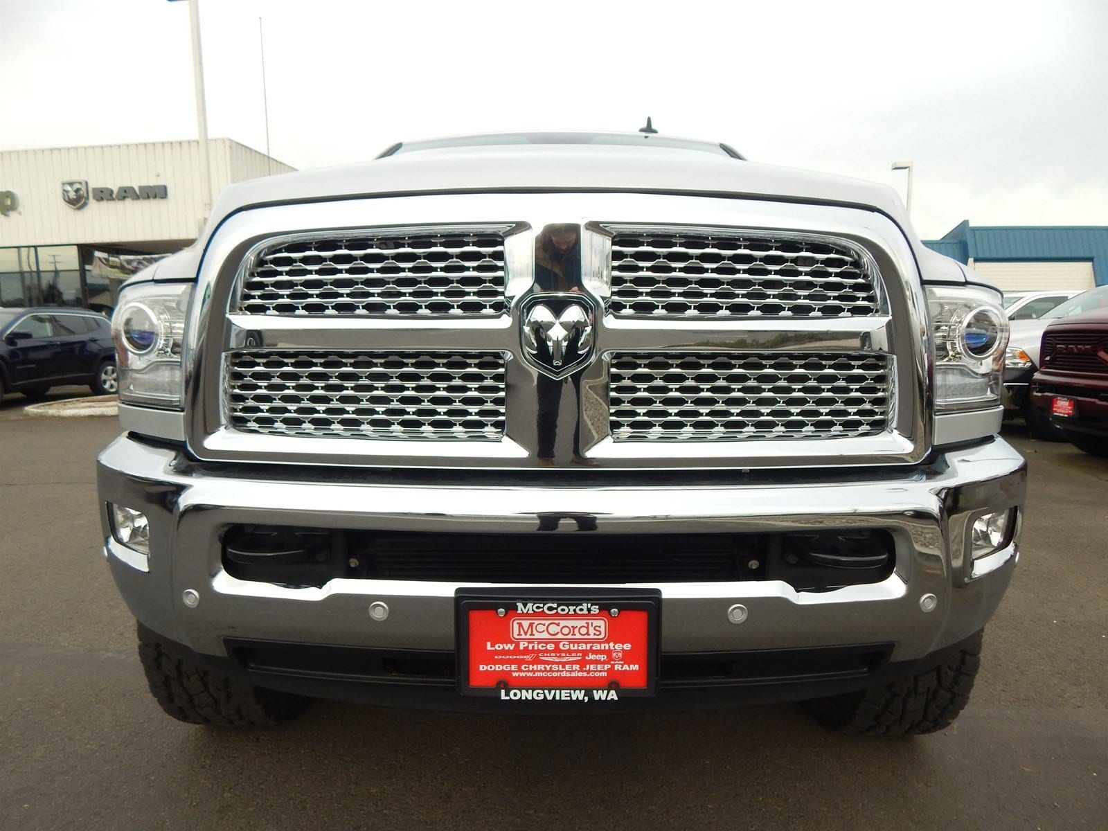 2018 Ram 3500 Crew Cab 4x4,  Pickup #R1517 - photo 8