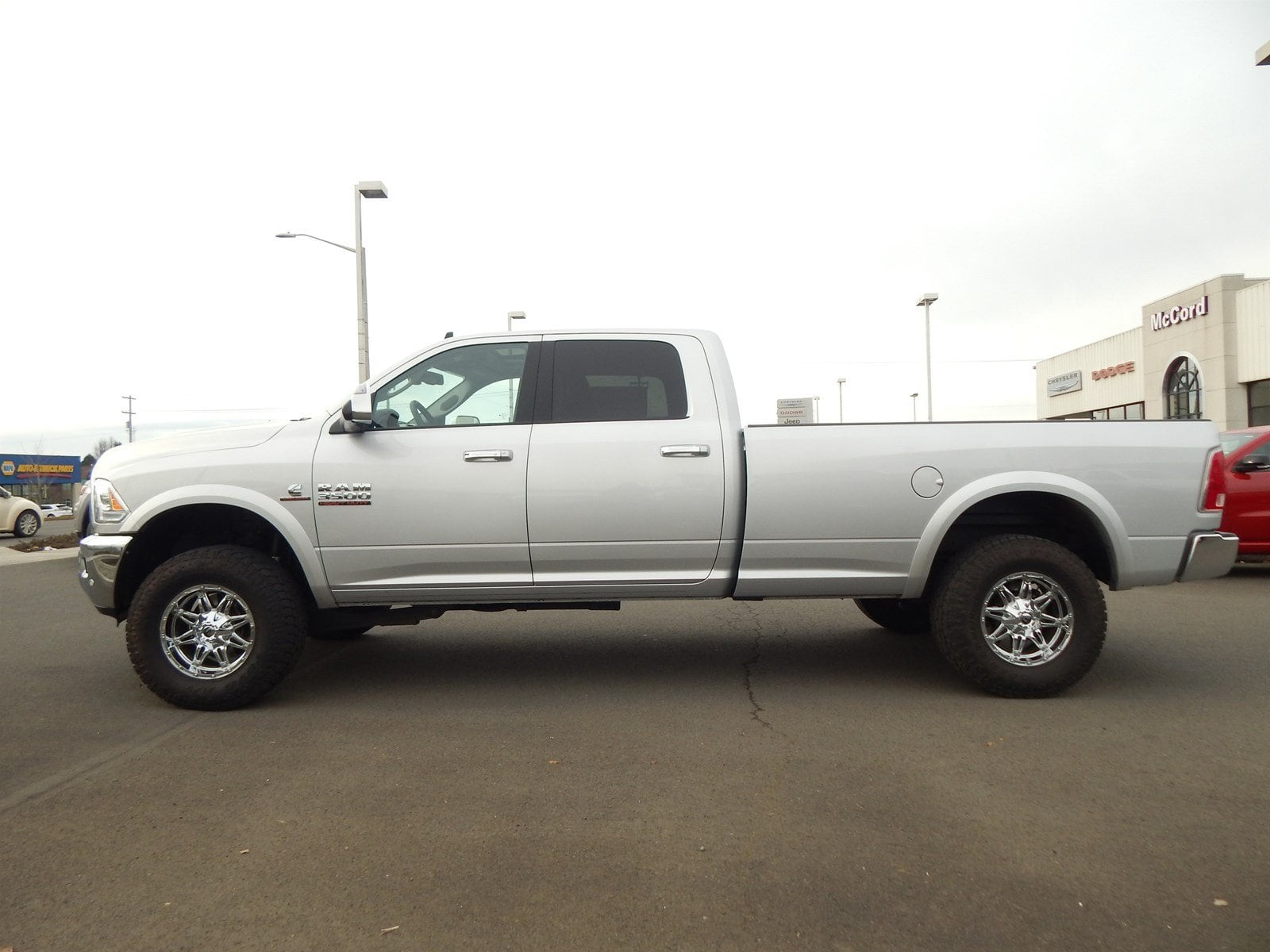 2018 Ram 3500 Crew Cab 4x4,  Pickup #R1517 - photo 3
