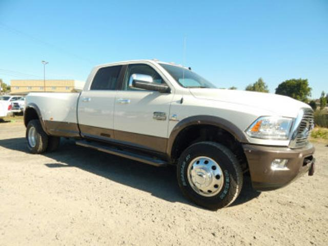 2018 Ram 3500 Crew Cab DRW 4x4,  Pickup #R1519 - photo 7
