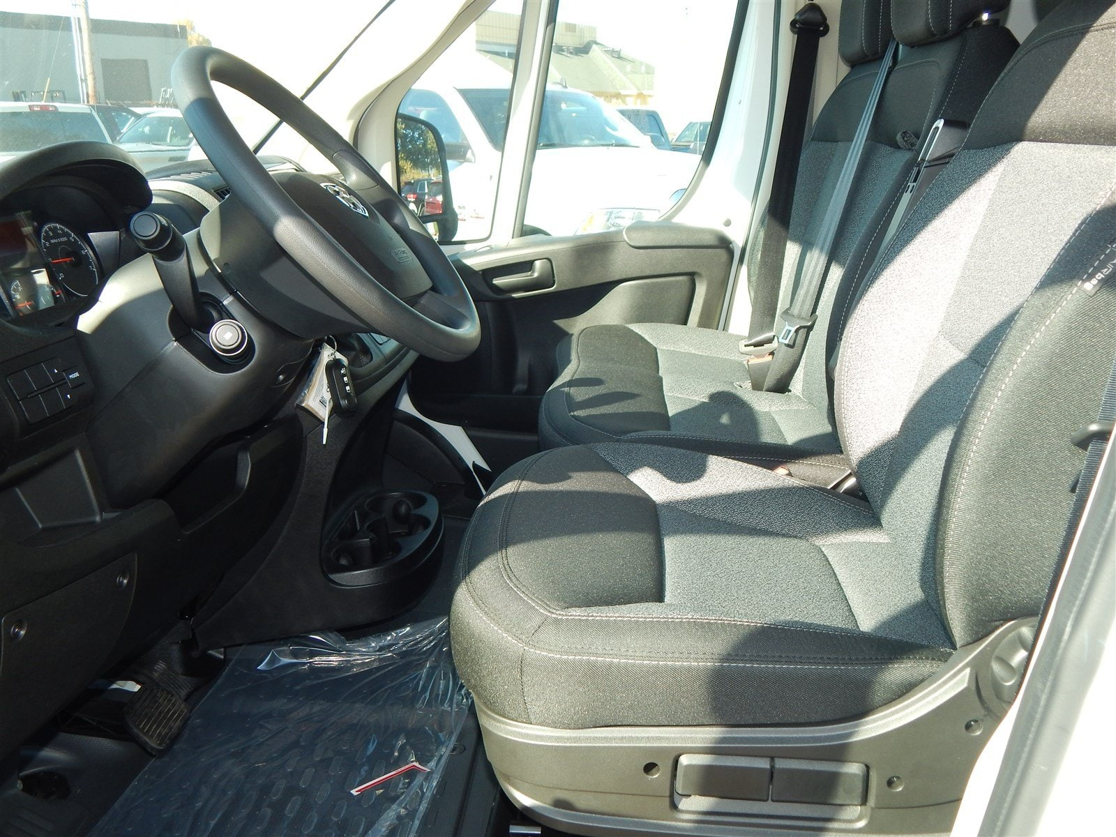 2018 ProMaster 3500 High Roof FWD,  Empty Cargo Van #R1530 - photo 10