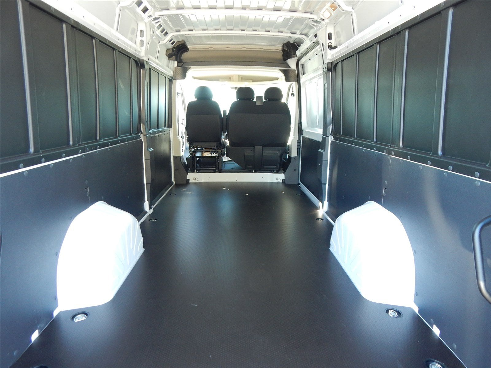 2018 ProMaster 3500 High Roof FWD,  Empty Cargo Van #R1530 - photo 2